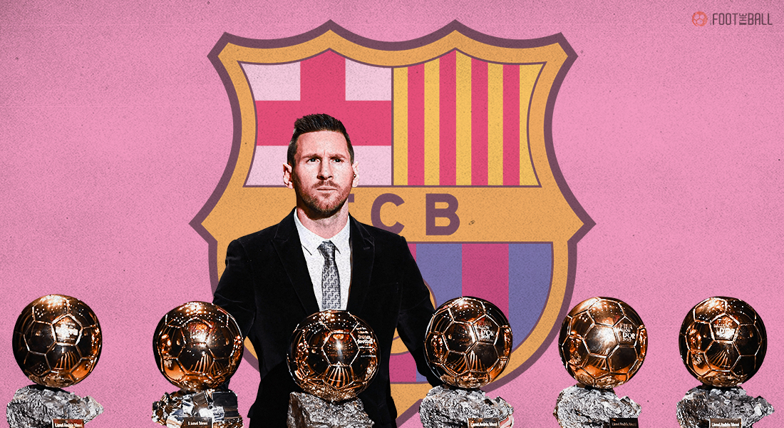 World records set or broken by the GOAT Lionel Messi