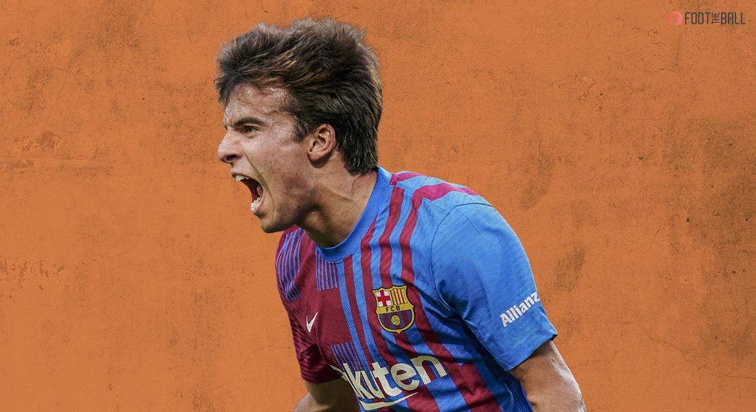 Riqui Puig La Masia graduate can save Barcelona after Messi's departure