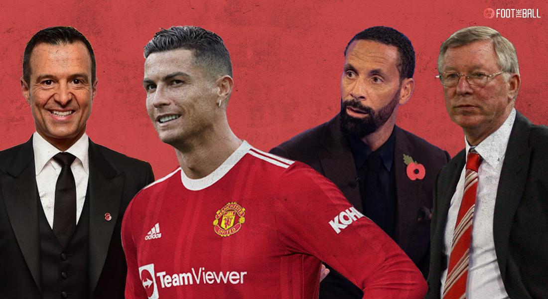 Ronaldo to United