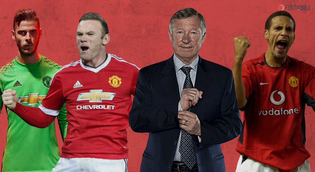 Man United 2013 Premier League champions where are they now