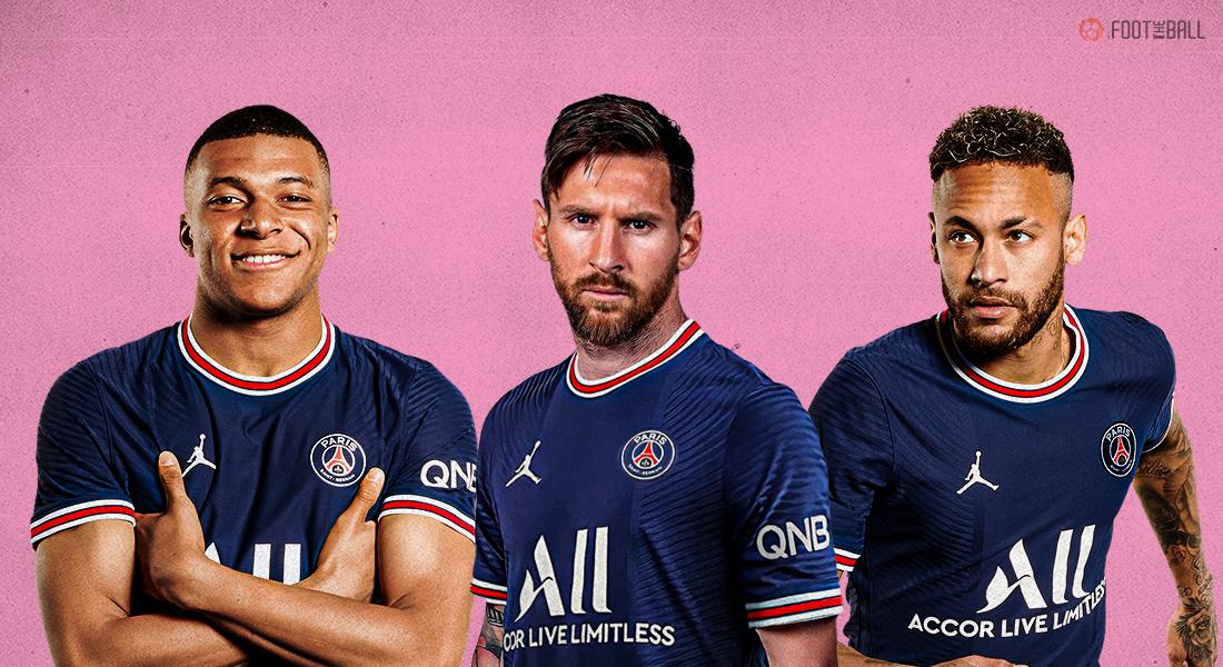 Messi role PSG