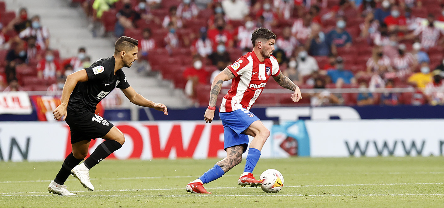 Atletico Madrid la liga title favourites