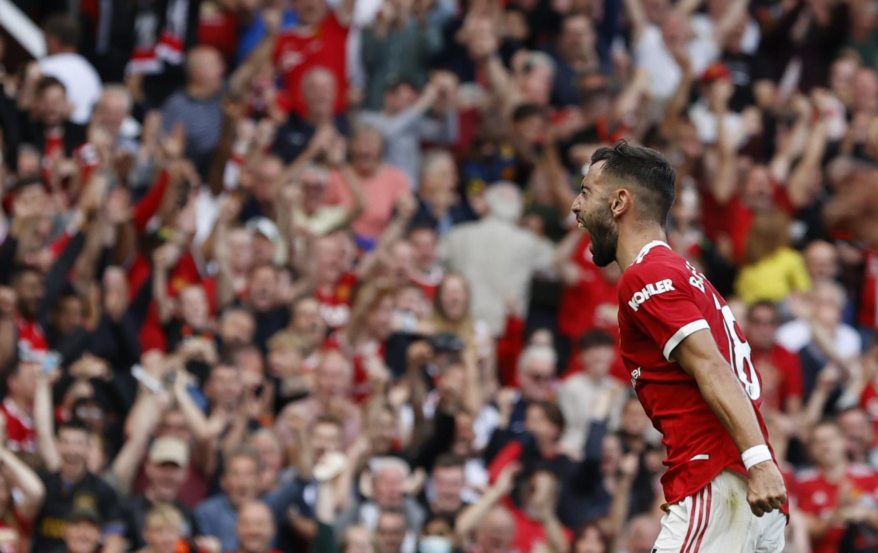 Man United vs Newcastle report