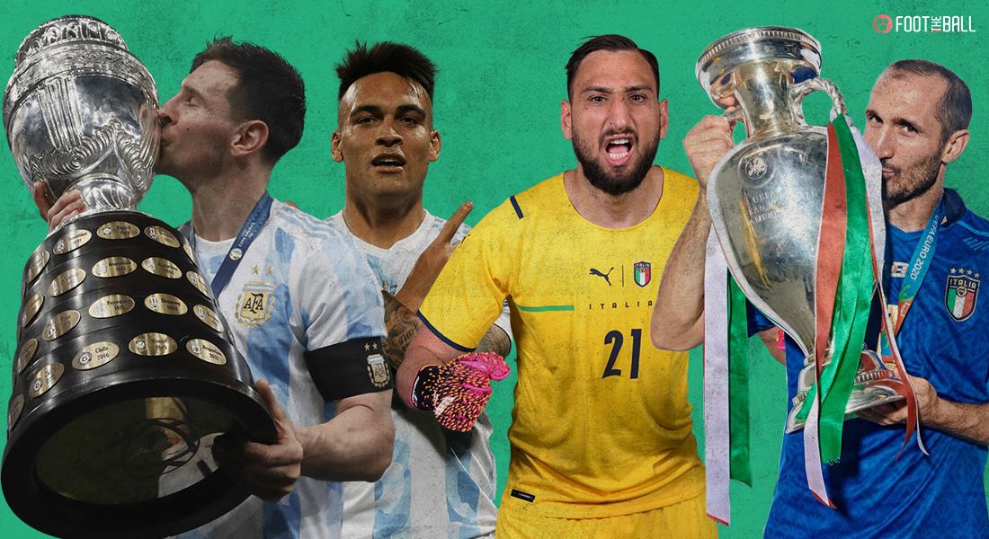 Italy Argentina