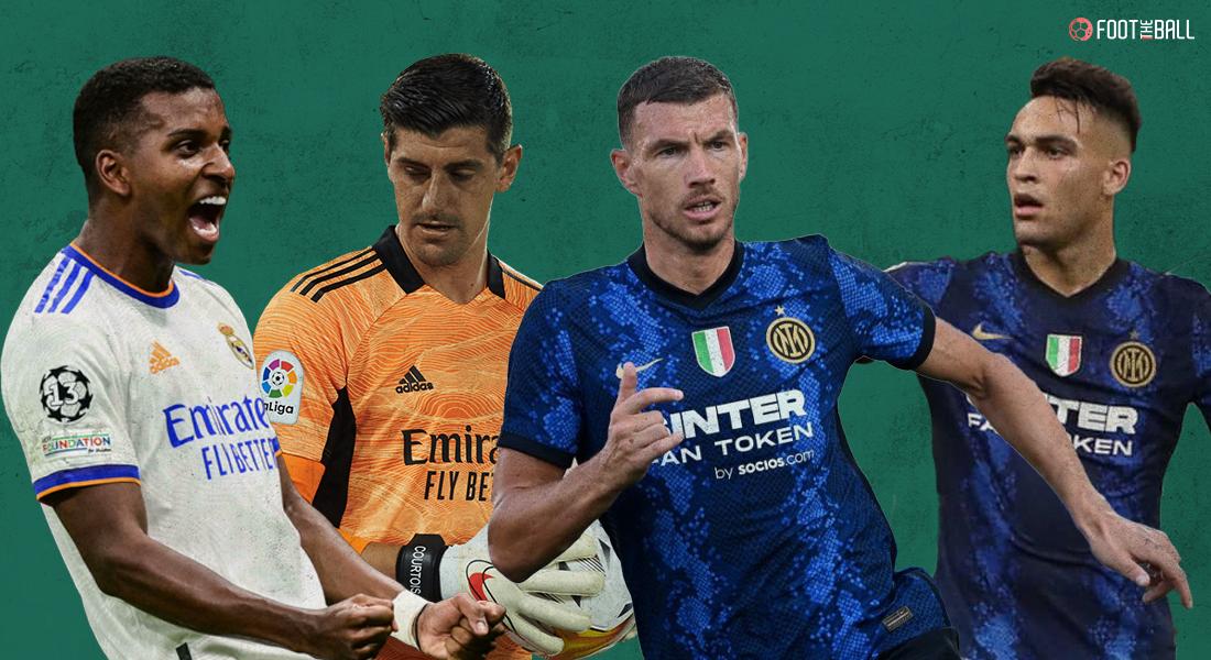 Inter Milan vs Real Madrid report
