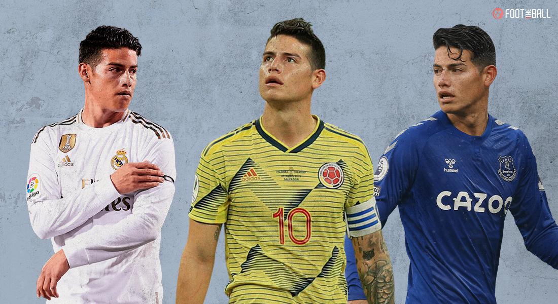 James Rodriguez transfer Al Rayyan career
