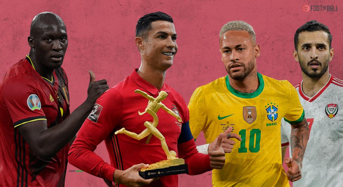 international goal scorer