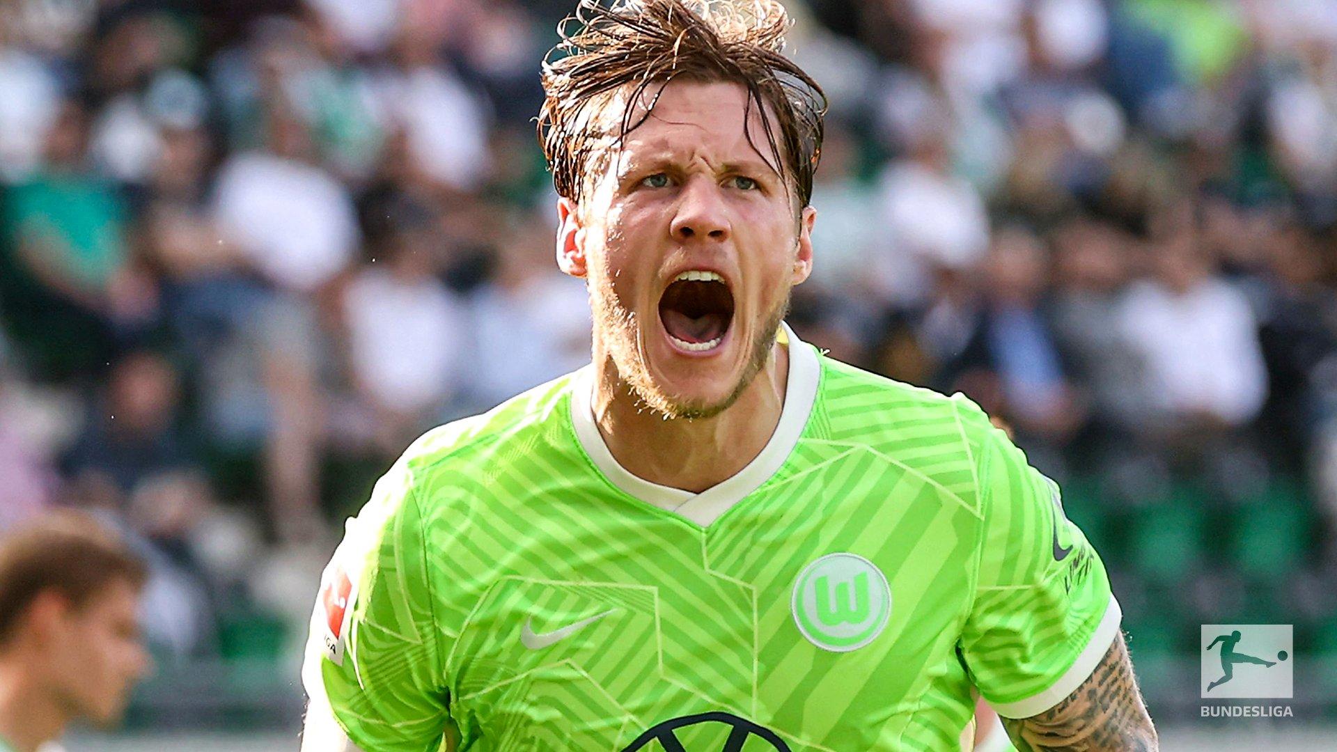 Mark van Bommel's Wolfsburg
