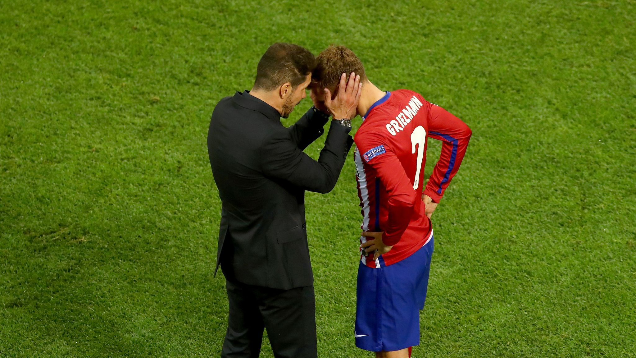Griezmann to Atletico Madrid