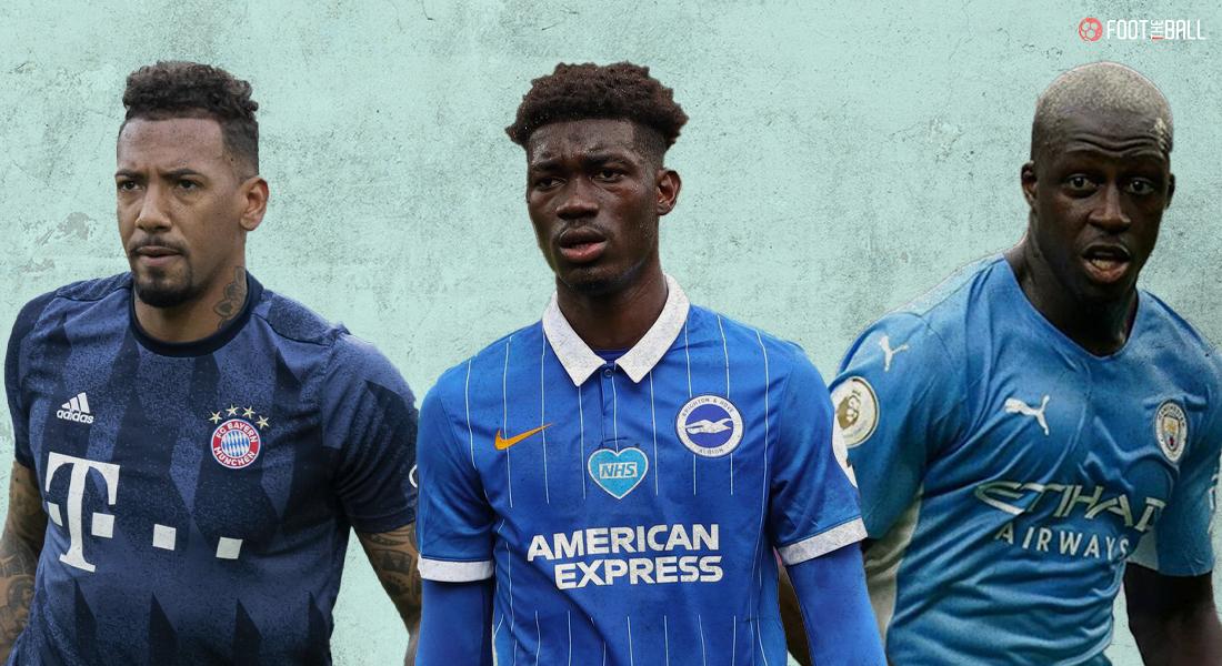 Jerome Boateng, Yves Bissouma, Benjamin Mendy