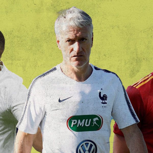 France vs Spain nations league final match report