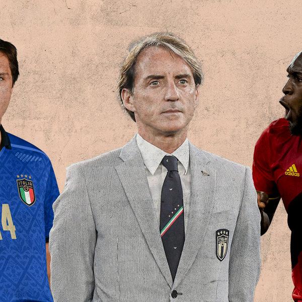 Italy vs Belgium match report