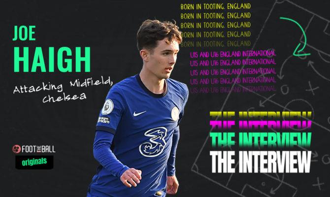 Interview - Rising Ballers - Joe Haigh