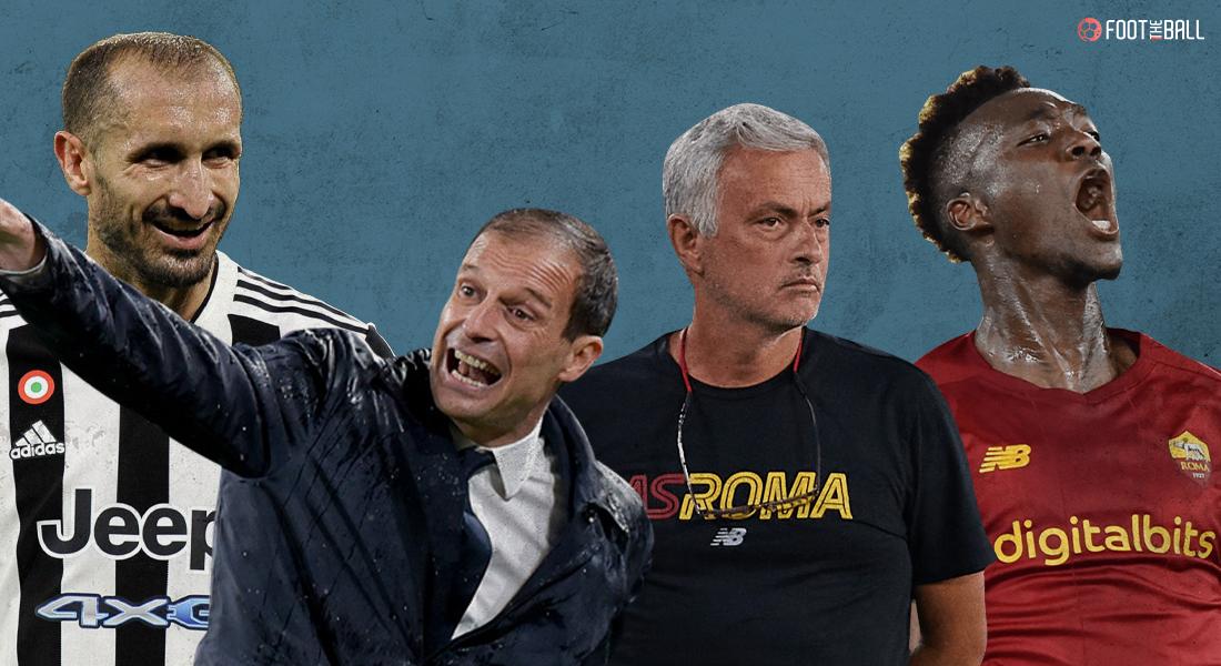 Juventus vs Roma preview