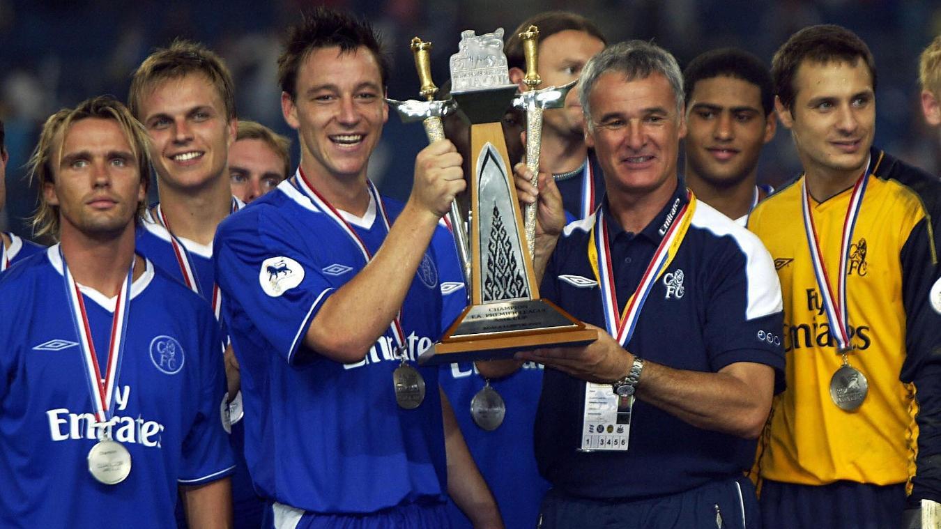 Claudio Ranieri Chelsea