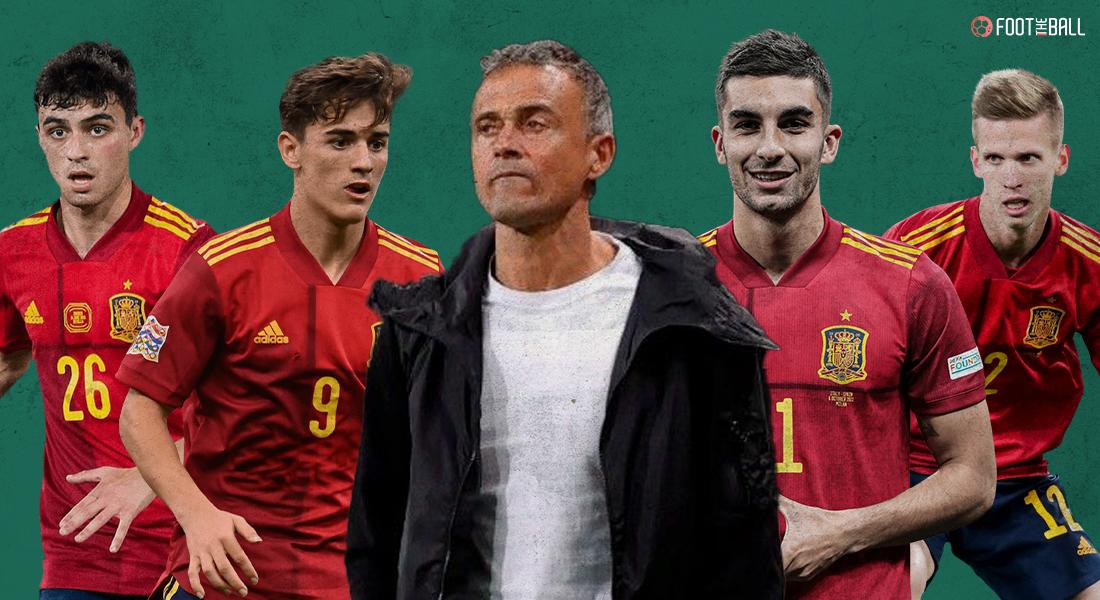 Spain Next Golden Generation